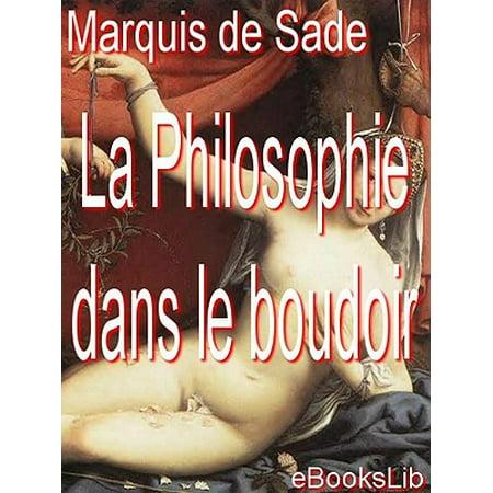 La Philosophie dans le boudoir - - Burlesque Boudoir