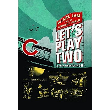 Pearl Jam: Live At Wrigley Field: Let's Play Two (Blu-ray)](Pearl Jam Halloween 2017)