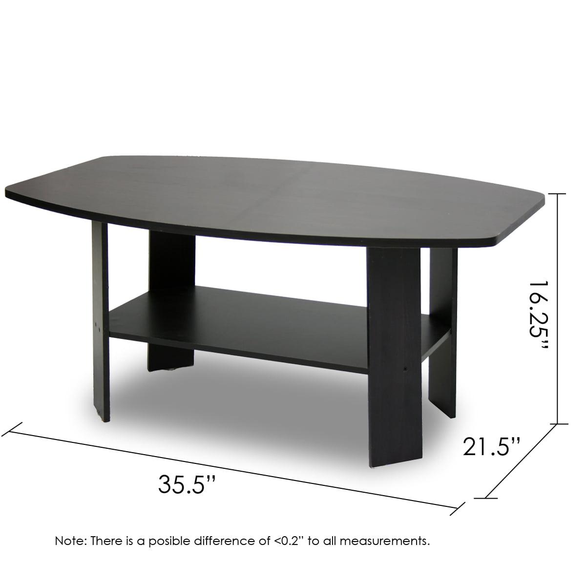 - Furinno Simple Design Coffee Table - Walmart.com - Walmart.com