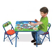 Paw Patrol Erasable Activity Table & Chairs