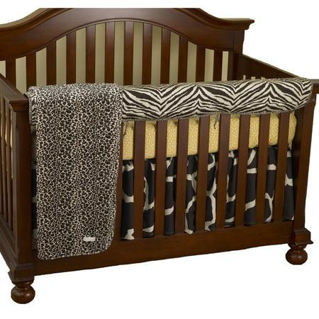 Front Crib Rail Cover (Cotton Tale Designs Sumba Front Crib Rail Cover Up)