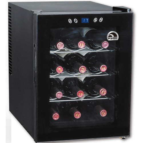 Igloo Premium 12-Bottle Wine Cooler