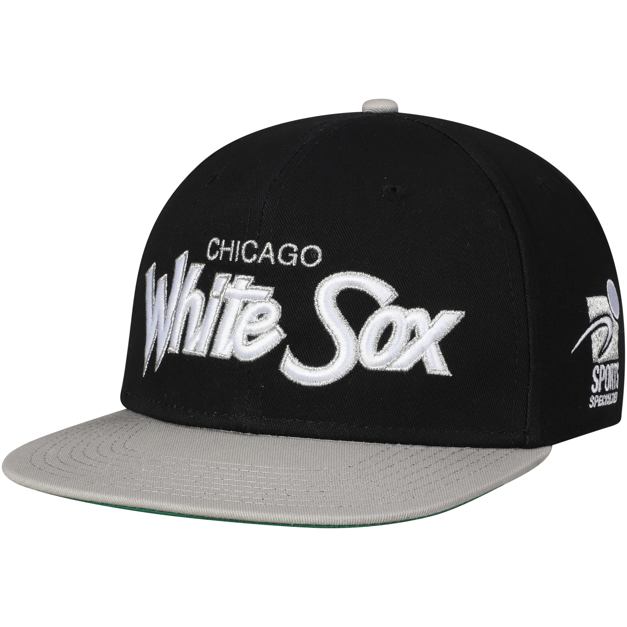 big sale 38a92 d76a7 ... netherlands product image chicago white sox nike pro cap sport  specialties snapback adjustable hat black osfa