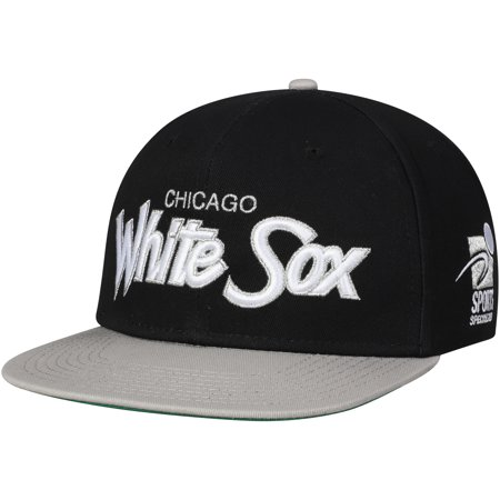 940859c7d1208 Chicago White Sox Nike Pro Cap Sport Specialties Snapback Adjustable Hat -  Black - OSFA