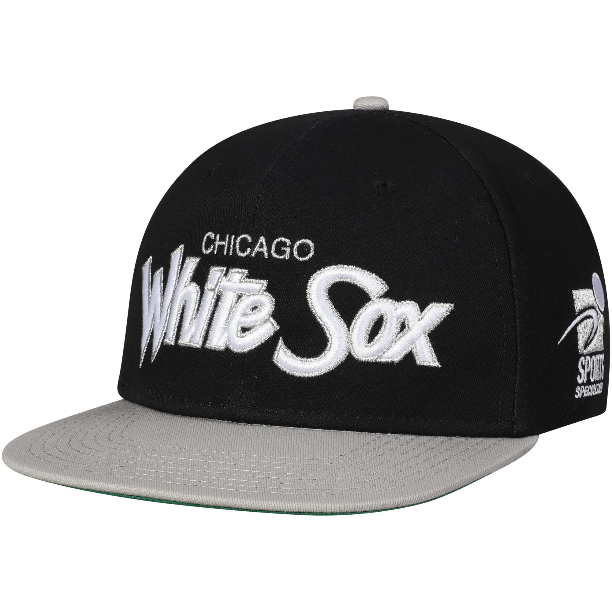 Chicago White Sox Nike Pro Cap Sport Specialties Snapback Adjustable Hat - Black - OSFA