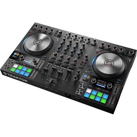 Native Instruments 25421 Traktor Kontrol S2 Mk3 Play Anywhere DJ System, Black (Native Instruments Traktor Dj)