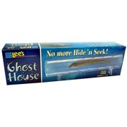 Lees Lee`s Ghost House - Clear Small - 6 inch