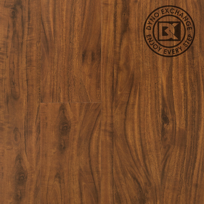 Dyno Exchange, Impact Collection Laminate Flooring, Amazonian Hickory (14.83 sqft/box)