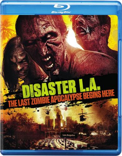 Disaster L.A.: The Last Zombie Apocalypse Begins Here (Blu-ray) by WARNER HOME VIDEO