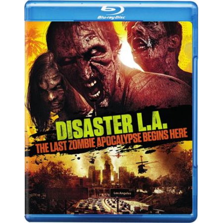 Disaster L.A.: The Last Zombie Apocalypse Begins Here (Blu-ray)