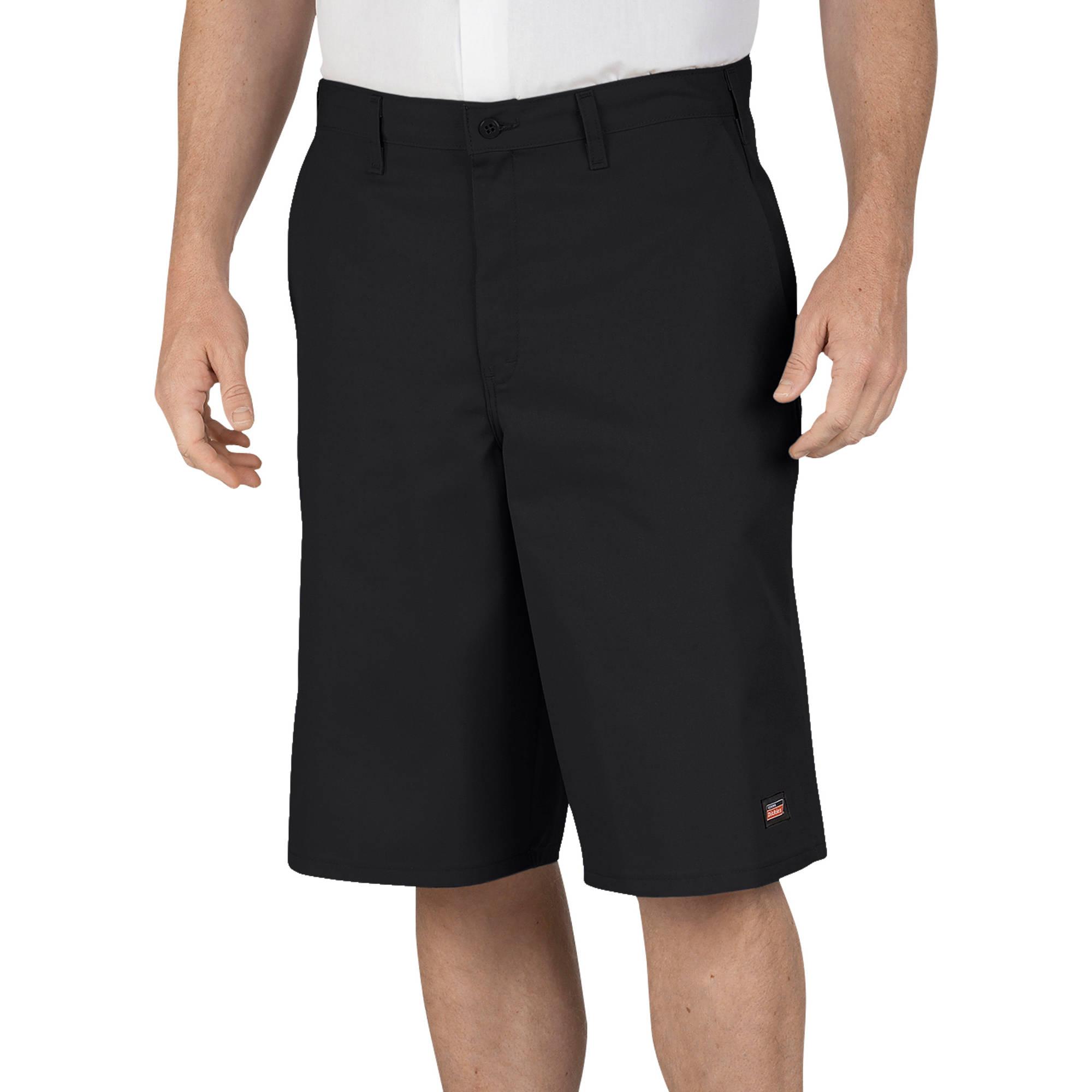 Genuine Dickies Big Men's 13'' Loose Fit Flat Front Short