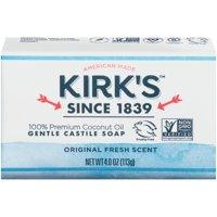 Kirk?s Original Coco Castile Bar Soap 4 oz. Pack