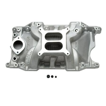 Edelbrock Performer Intake Manifold - Edelbrock 7176 Performer RPM 340/360 Intake Manifold