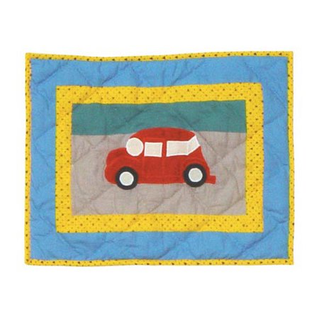 Junior Travel Pillow (Patch Magic Junior Travel Cotton Throw)