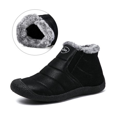 13f67fe6cf1ed Gracosy Fashion Casual Shoes Couple Winter Snow Boots Warm High ...