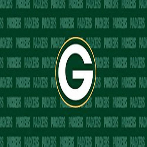 Green Bay Packers Team Auto Rear Window Decal