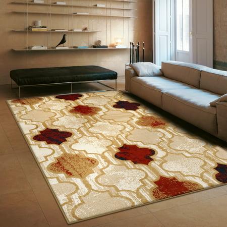 Impressions Zisa Modern Indoor Area Rug ()
