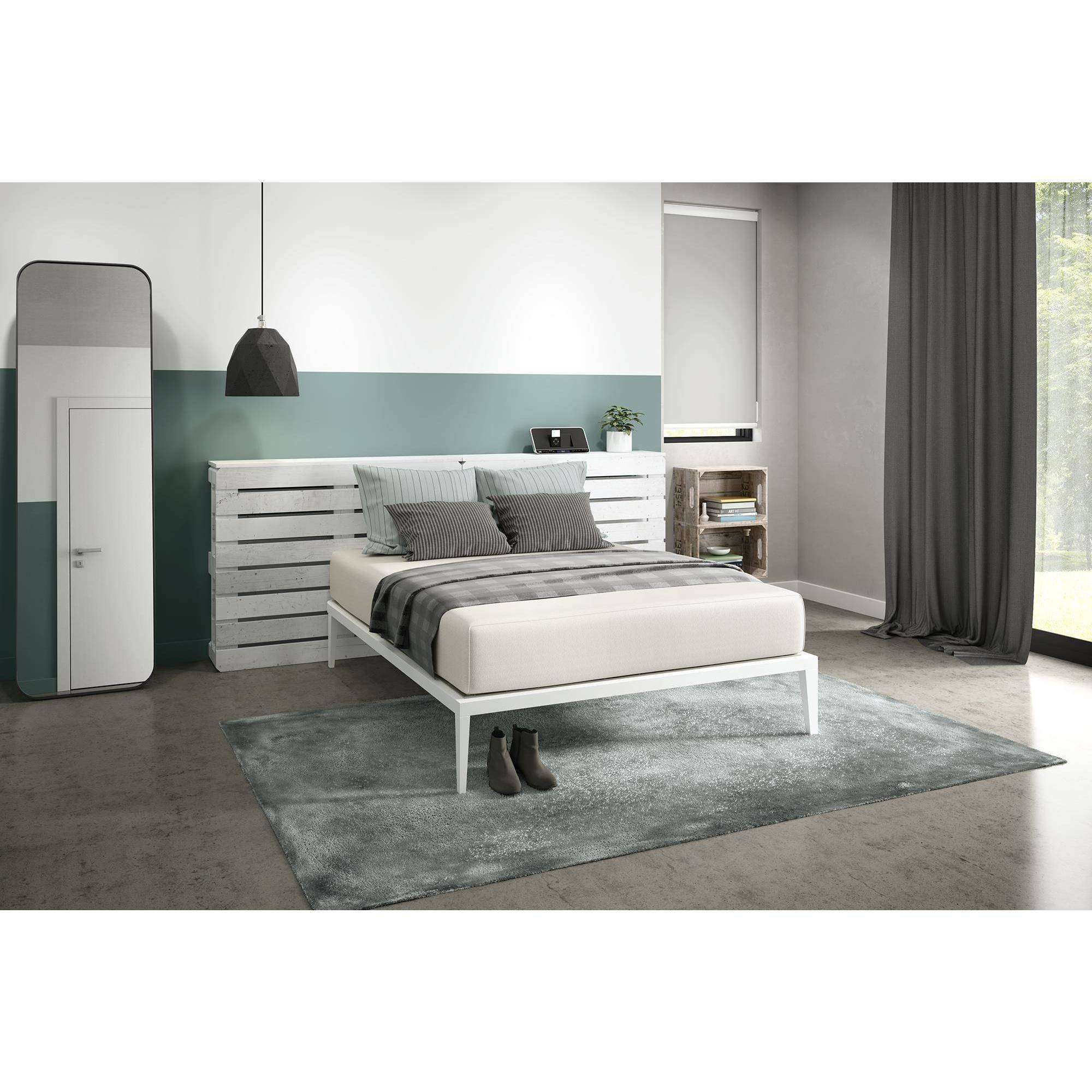 signature sleep memoir 12 memory foam mattress walmartcom