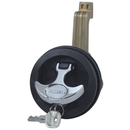 Perko 1091DP1BLK Surface Mount Lock & Latch - 3/4
