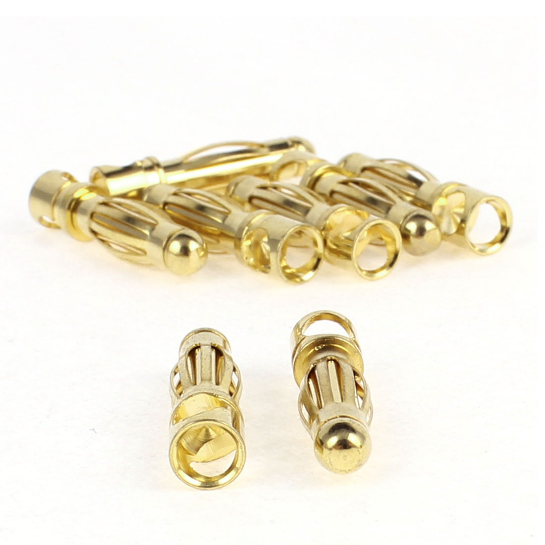 RC Motor ESC Battery Replacement 4mm Male Banana Plugs Connector 8pcs