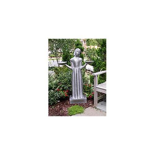 Potina 7779 37. 5   Savannah's Bird Girl Statue