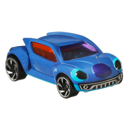 Hot Wheels Blue Card - Hot Wheels Collector Disney Stitch Character Vehicle