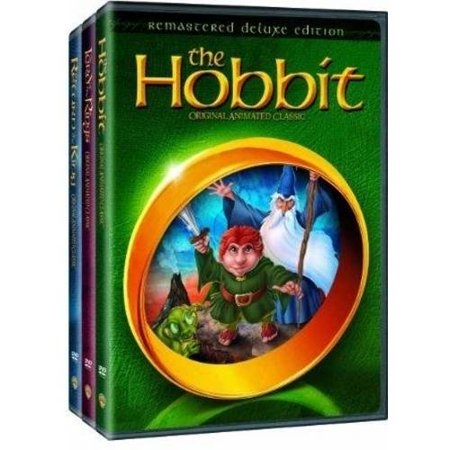 The Hobbit / The Lord Of The Rings / The Return Of The King: Original Animated Classics (Remastered Deluxe Editions) (Full Frame)