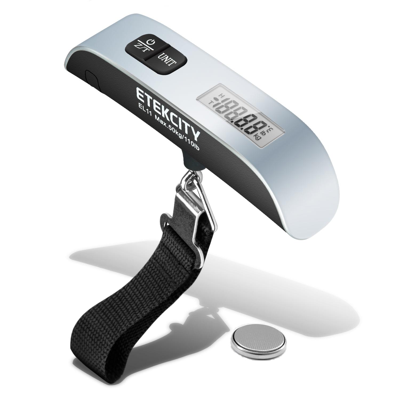 Etekcity Digital Luggage Scale Postal Hanging Handheld Weigh EL11