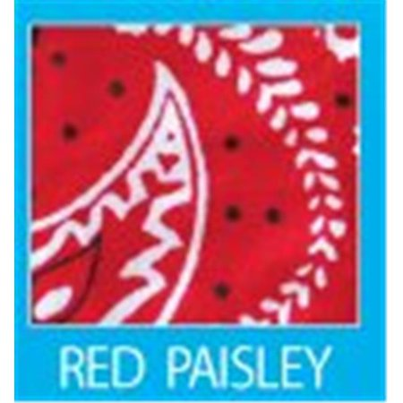cool downz head neck cooling wraps 44 red paisley walmart com