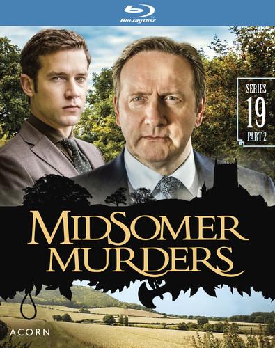 Midsomer Murders: Series 19, Part 2 (Blu-ray) by RLJ/SPHE