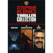 Stephen King Thriller Collection: Dreamcatcher   The Shawshank Redemption   The Shining (Widescreen) by WARNER HOME ENTERTAINMENT