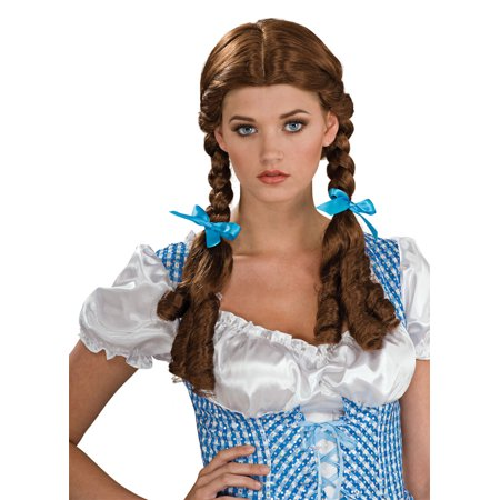 Dorothy Wig Wizard Of Oz Secret Wishes Collection R51762/126 (Dorothy Wig)
