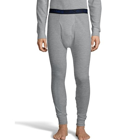 Hanes Ultimate And reg Organic Cotton Mens Thermal Pant. 128887 - image 1 of 1