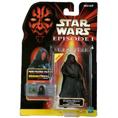 Star Wars Episode I Basic 1999 Darth Maul Action Figure - Darth Maul Devil