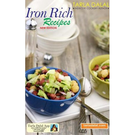 Iron Rich Recipes - eBook