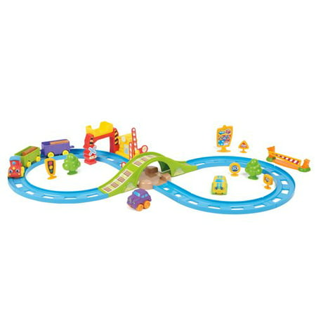 Kid Connection 30-Piece Train Set