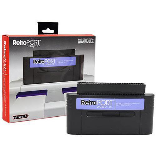 RETRO-BIT RetroPort Cartridge Adapter (SNES)