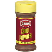 Cain's Chili Powder, 1.9 oz
