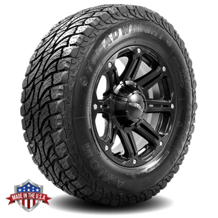 AXIOM AT | LT 275/55R20 P 4PLY REMOLD TIRE