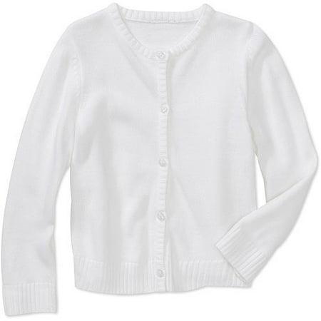(Toddler Girl Uniform Cardigan)