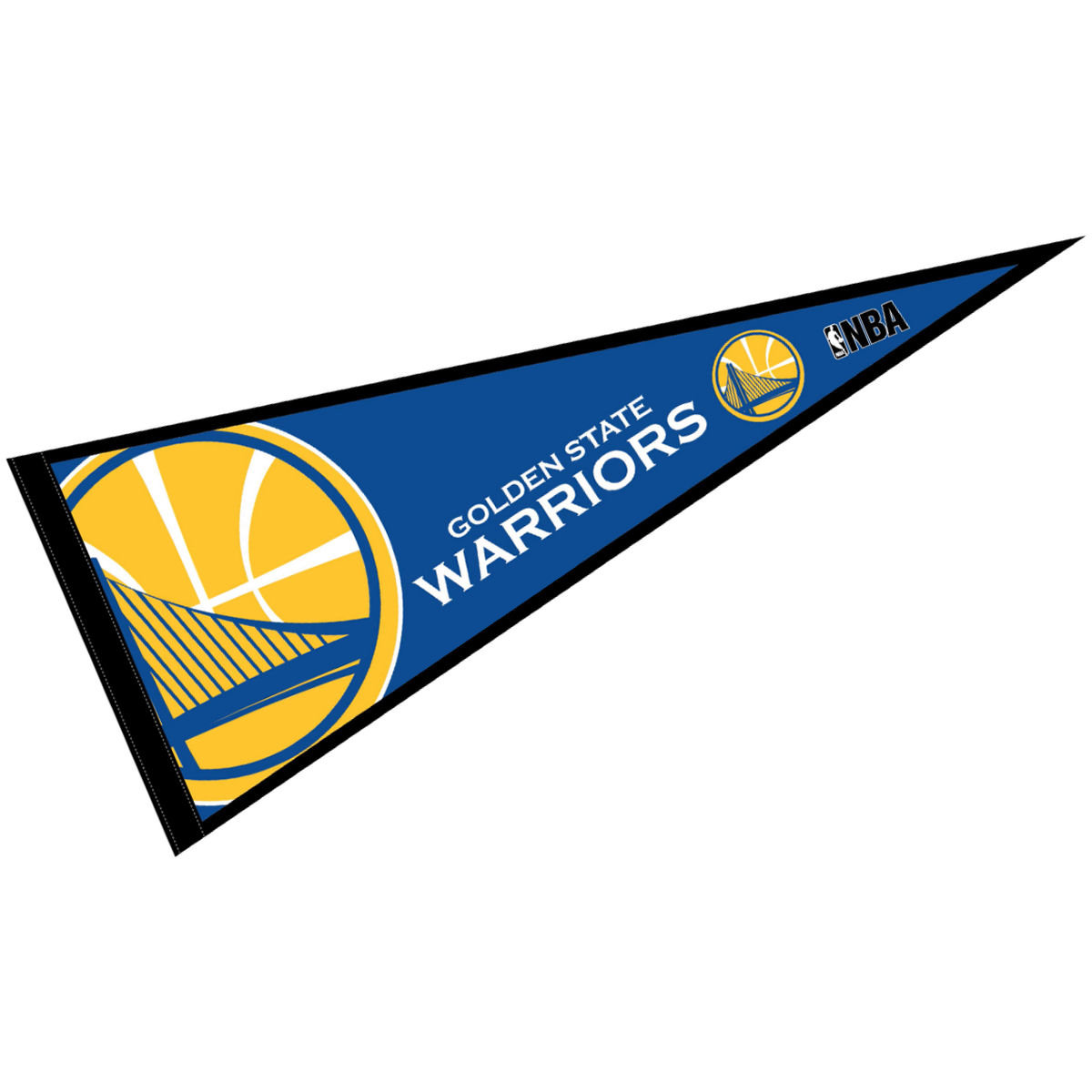 NBA Golden State Warriors Full Size Pennant