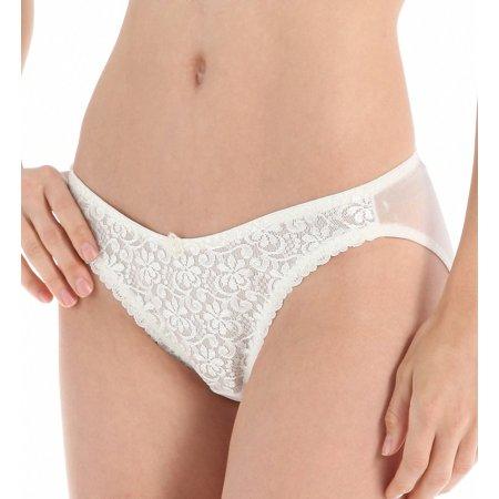 Carnival 4137 French Cut Tuxedo Bikini - French Maid Panties