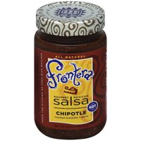 Frontera Hot Chipotle Salsa, 16 oz, (Pack of 6)