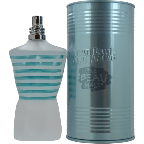 Jean Paul Gaultier Le Beau Male Edt Intensely Fresh Spray 6.7 Oz By Je