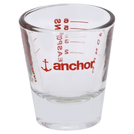 Anchor Hocking 1-oz Kitchen Shot](1 Oz Shot Glass)