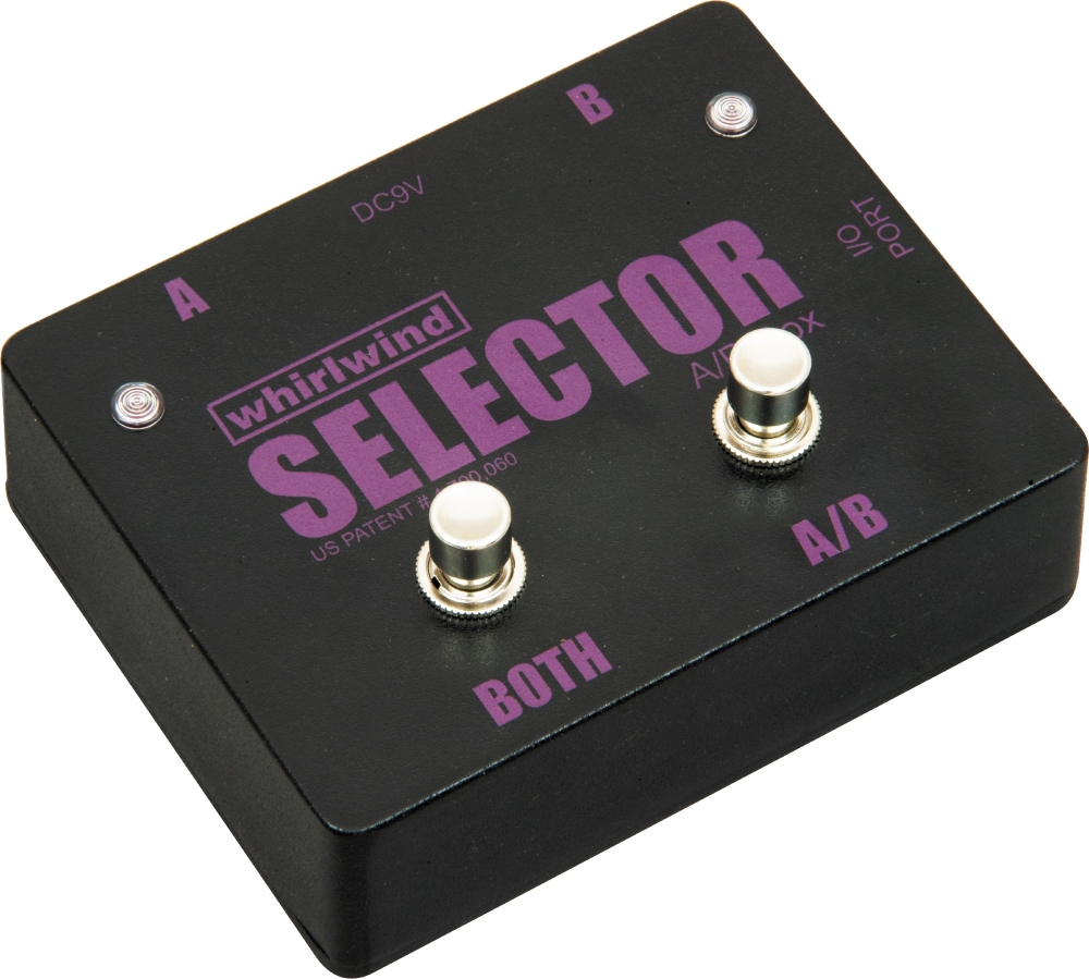 Whirlwind Selector A B Box by Whirlwind