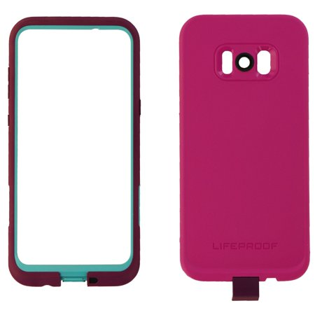 finest selection 32c6e 8f349 LifeProof FRE Series Waterproof Case for Samsung Galaxy S8+ (Plus) - Pink /  Teal (Refurbished)