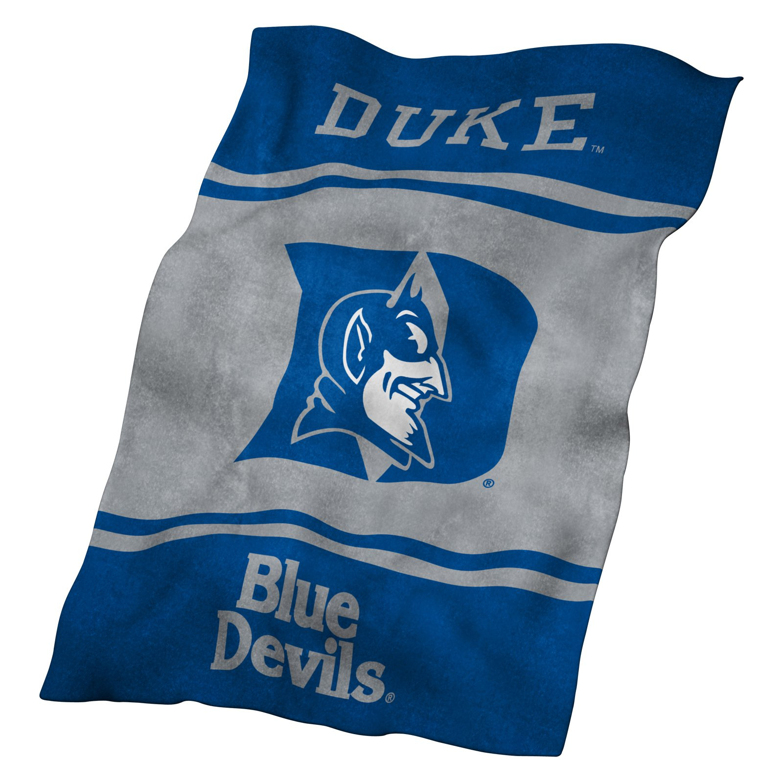Logo Chair NCAA Duke UltraSoft Blanket