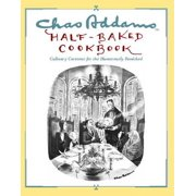 Chas Addams Half-Baked Cookbook - eBook