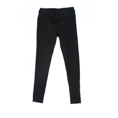 Nordstrom NEW Black Womens Size Small S Seamed Leggings Casual Pants